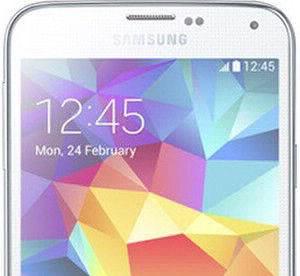 Samsung Galaxy telefon